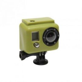 Cover in Silicone GoPro HD Silicon Verde (DK003003)