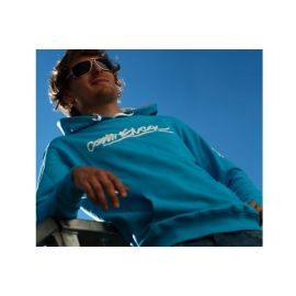 Felpa Commencal 100% Cotton Blue