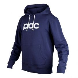 Felpa POC Color Hood Dubnium Blue