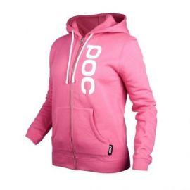 Felpa Poc Hood Zip Girl Xenon Pink