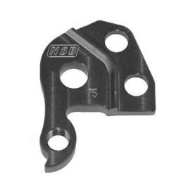 Forcellino Cambio Derailleur Hangers Commencal Supreme 12mm NSBDH0075