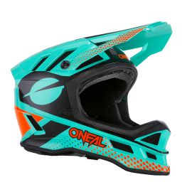 Casco ONeal Blade Polyacrylite Ace Mint/Orange/Black