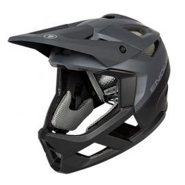 Casco integrale Endura MT500 nero