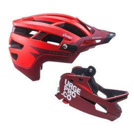 Casco Urge Gringo De La Pampa Red