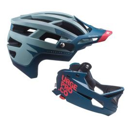 Casco Urge Gringo De La Sierra Gray/Blue