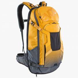 Zaino EVOC FR Trail E-RIDE 20L loam - carbon grey