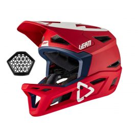 Casco Integrale Leatt MTB 4.0 V21.1 Chilli