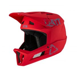 Casco Integrale Leatt MTB 1.0 DH Junior V21.1 Chilli