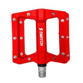 Pedali Switch Jump In Composito Rosso