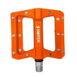 Pedali Switch Jump In Composito Arancio