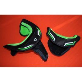 Imbottitura Padding Kit Leatt DBX Comp 3 tg. Unica Green/Black