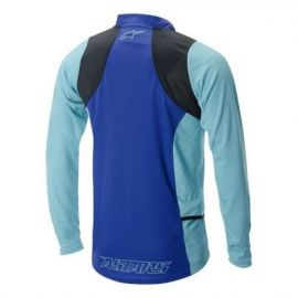 Jersey Alpinestars Drop 2 LS  Blue Stratos Acqua