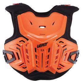 Pettorina Leatt Chest Protector 2.5 Junior Orange/Black