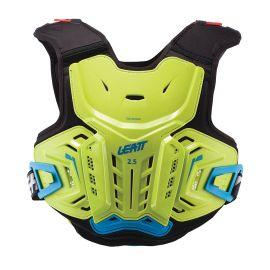 Pettorina Leatt Chest Protector 2.5 Junior Lime/Blu