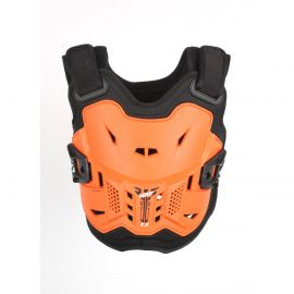 Pettorina Leatt Chest Protector 2.5 Mini Junior Orange/Black