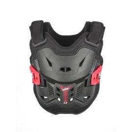 Pettorina Leatt Chest Protector 2.5 Mini Junior Black/Red