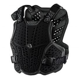 Pettorina Troy Lee Designs Rockfight Chest Protector Black
