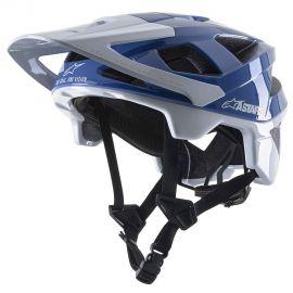 Casco aperto Alpinestars Vector Pro A1 Blue