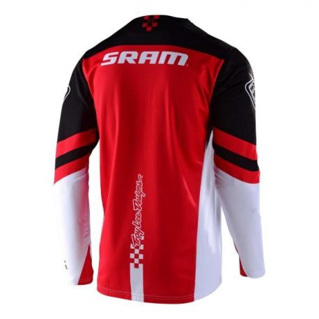 Jersey L/S Troy Lee Designs Youth Sprint SRAM