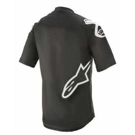 Jersey Alpinestars M/C Racer V2 Black