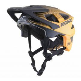 Casco aperto Alpinestars Vector Pro A2 Ebony Tang