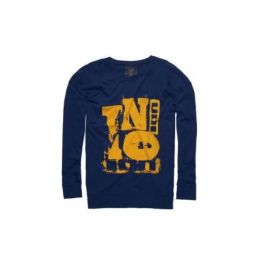 Jersey ION LS Dave Medieval Blue