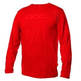 Jersey POC Air Copper Red