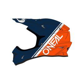 Casco integrale ONeal Sonus Split Blue/Orange