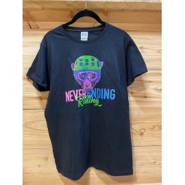 T-Shirt NeverEndingRiding Logo