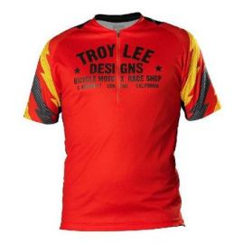 Jersey Troy Lee Designs Ace Red