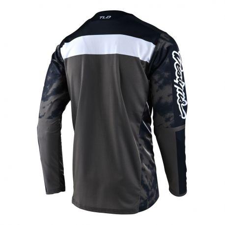 Jersey L/S Troy Lee Designs Sprint Dyeno Navy/Gray