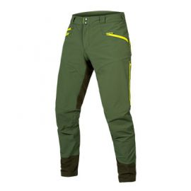 Pantaloni Endura Single Track II Forest Green