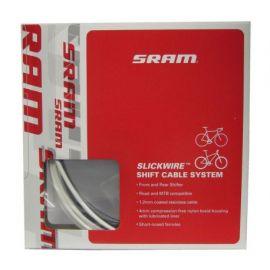 Kit cavi e guaine cambio Slickwire (gruppo SRAM XX,X0) Bianco 00.7115.012.020