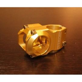 Attacco Manubrio NSB Overlord Stem 50mm Gold NSBHS0002-G