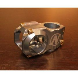 Attacco Manubrio NSB Overlord Stem 50mm Pewter NSBHS0002-P