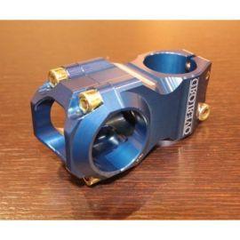 Attacco Manubrio NSB Overlord Stem 60mm Blue NSBHS0003-BL