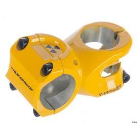 Attacco Manubrio Nuke Proof Warhead Stem - 70mm Yellow
