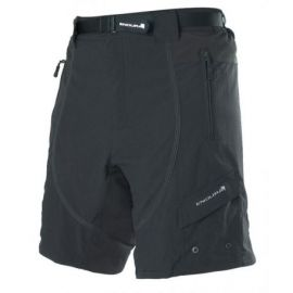 Pantaloni Endura Hummvee Shorts (with Liner) Girl Neri