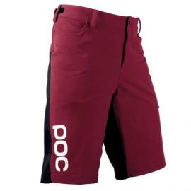 Pantaloni POC Flow Shorts Solder Red