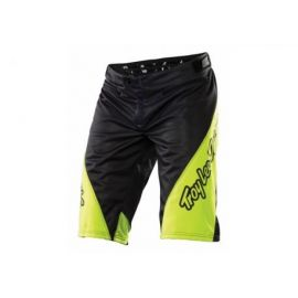 Pantaloni Troy Lee Designs Sprint Short Solid Gray/Yellow