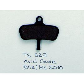 Pastiglie Freno Trickstuff TS 820 S Avid Code