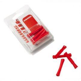 Protezione Telaio guaina SRAM Rossa/Red