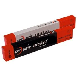 Raggio DT Swiss Competition da 2 a 1,8 mm. L . 272mm