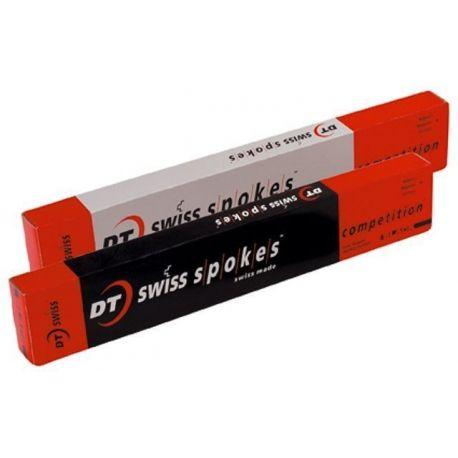 Raggio DT Swiss Competition da 2 a 1,8 mm. L . 272mm