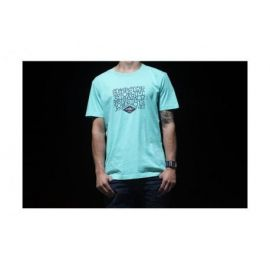 T-Shirt Commencal 100% Cotton Absolut Green