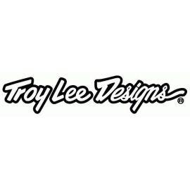 T-Shirt Troy Lee Designs Logo Girls Grey