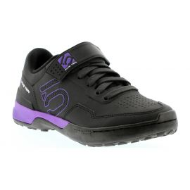 Scarpe 5.10 Five Ten Kestrel Lace Girl Black Purple