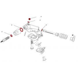 Kit Completo Revisione Reggisella Reverb