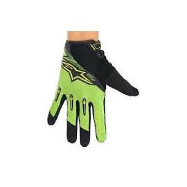 Guanti Alpinestar Flow  Bright Green Black