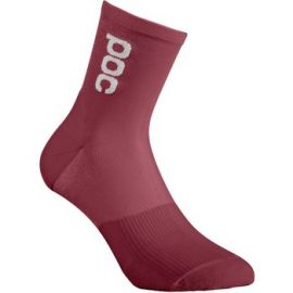 Calze POC Resistance Socks Thaum Red